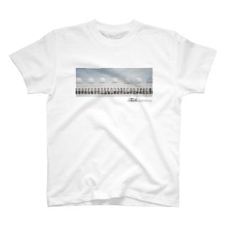 グランドモスク01 - UAEシリーズ T-shirts