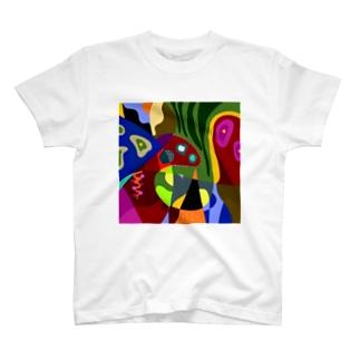 奥地 T-shirts