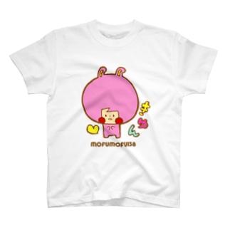 きゅんうさぎハリー T-shirts