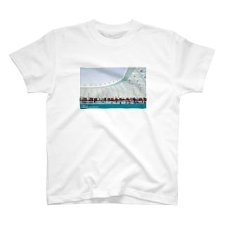 POOL - UAEシリーズ T-shirts