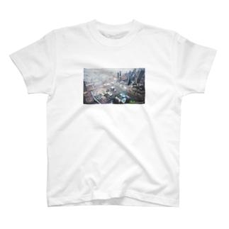 CITY - UAEシリーズ T-shirts