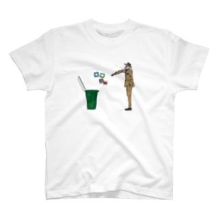 no wasted tools  T-shirts