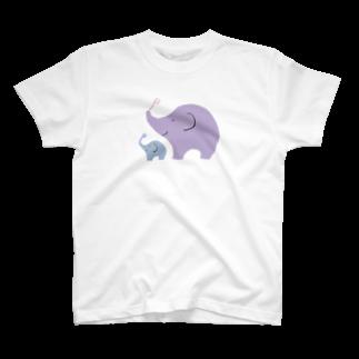 kaoruhiranoのはみかきぞうさん T-shirts