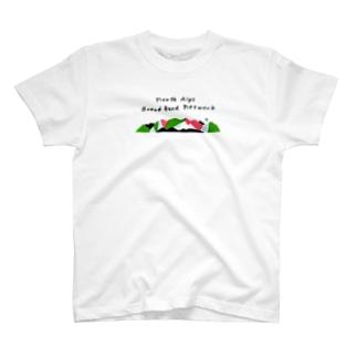 2021年版公式グッズ T-shirts