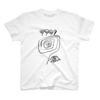 眩暈 T-shirts