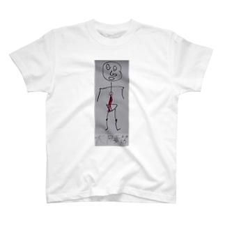 大腰筋 T-shirts