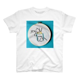 ごむ T-shirts