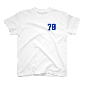 78 T-shirts