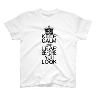 KC and LBUL T-shirts