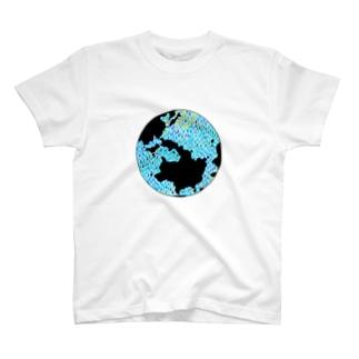 アースデイ T-shirts