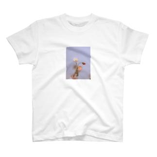 ポピーのお花 T-shirts