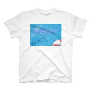 swimming pool T-shirts