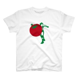 ラリアットマト T-shirts