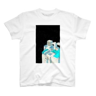 星外れの街 T-shirts