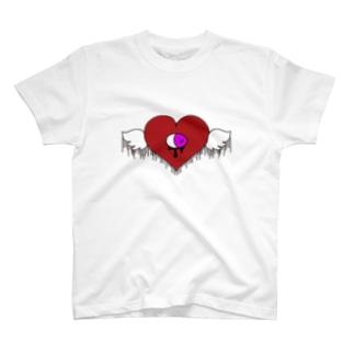メルティハート T-shirts