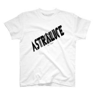 ASTRALUCE LOGO Line T-shirts