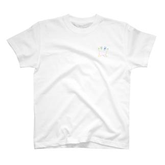 仲良くズ T-shirts