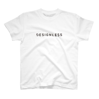 DESIGNLESS T-shirts