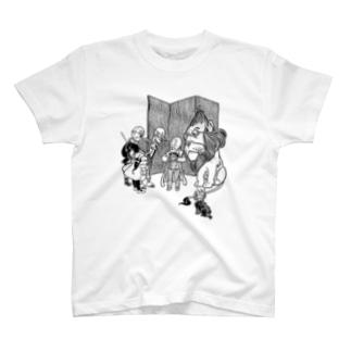 Wizard of OZ_ Humbug T-shirts