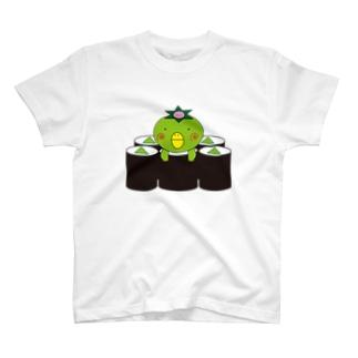 かっぱ巻き T-shirts