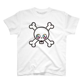きら目のホネちゃん T-shirts