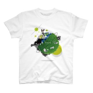 CLEAN T-shirts