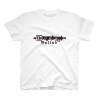 Wizardry Online ロゴ(ホワイトver.) T-shirts
