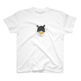 パンケーキ パンくん T-shirts