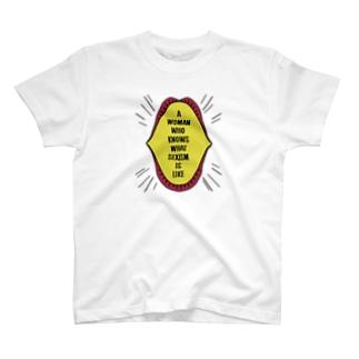 フェミニズム vol.1 T-shirts