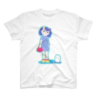 うさぎです T-shirts