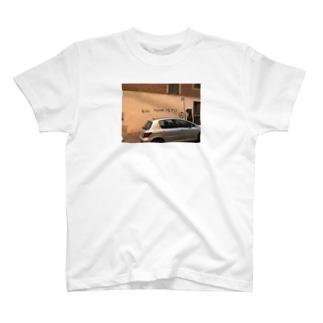 ツアーリストTシャツ T-shirts
