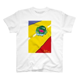 こんにちは T-shirts