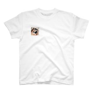 OPUチェキT(高円寺の電線) T-shirts