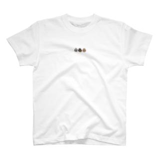 みうた&れんた&ちはな T-shirts