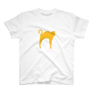 のびねこ T-shirts