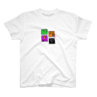 キッテ T-shirts