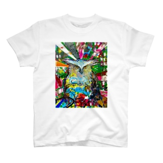 animal series T-shirts