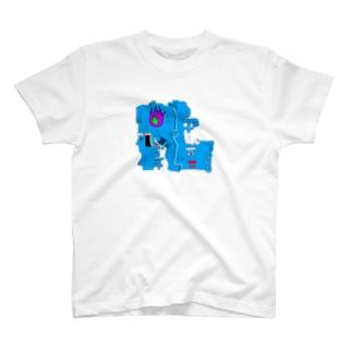 Reverse LR T-shirts