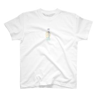 シティボーイに憧れて T-shirts
