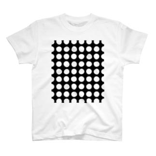 水玉TEE T-shirts