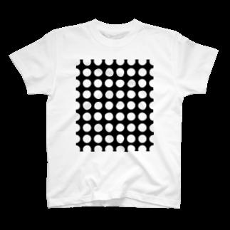 denzelの水玉TEE T-shirts