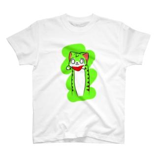 たてながりょっくん T-shirts