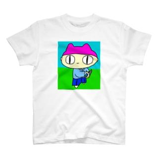 抜刀術の達人 T-shirts