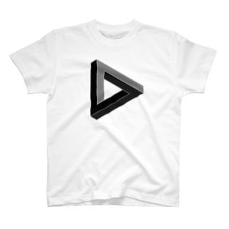 ペンローズトライアングル T-shirts