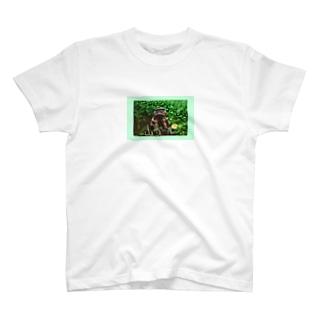 山ガール、オギコ夏Tシャツ T-shirts
