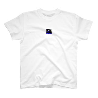 レーザーポインターを使用する 面白い使い方 T-shirts