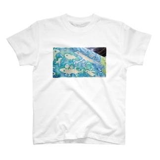 壁らくがき05 T-shirts