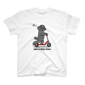 トイプー 1 黒系 T-shirts