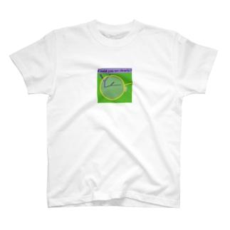Megari_garieMの見通し T-shirts