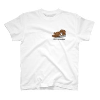 トイプー 赤系(両面2) T-shirts